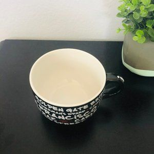 Dining - San Francisco Wide Mouth Mug Cup